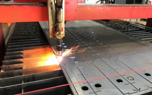 Professional Plasma Profiling | Timmins Engineering