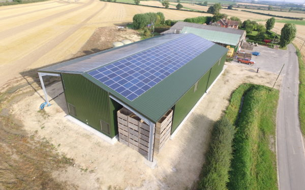 Award Winning Agricultural Steel Frame Buildings & Farm Sheds | Timmins Engineering