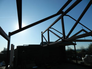 Structural Steelwork | timmins engineering