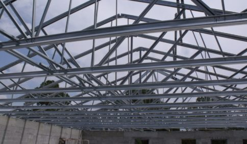 Industrial Steel Frame Buildings | timmins engineering