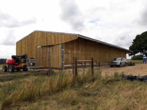 do I need planning permission to build a barn on agricultural land? | Timmons Engineering