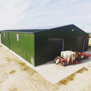 agricultural buildings regulations